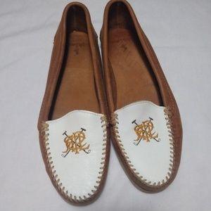 Ralph Lauren Vintage Driving Loafers